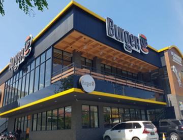 Burger Up @ Surabaya